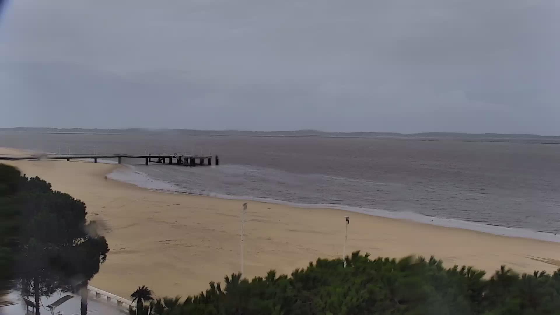 Webcam Arcachon: Jetée Thiers