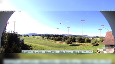 Thumbnail of Zuzwil webcam at 7:16, Aug 3