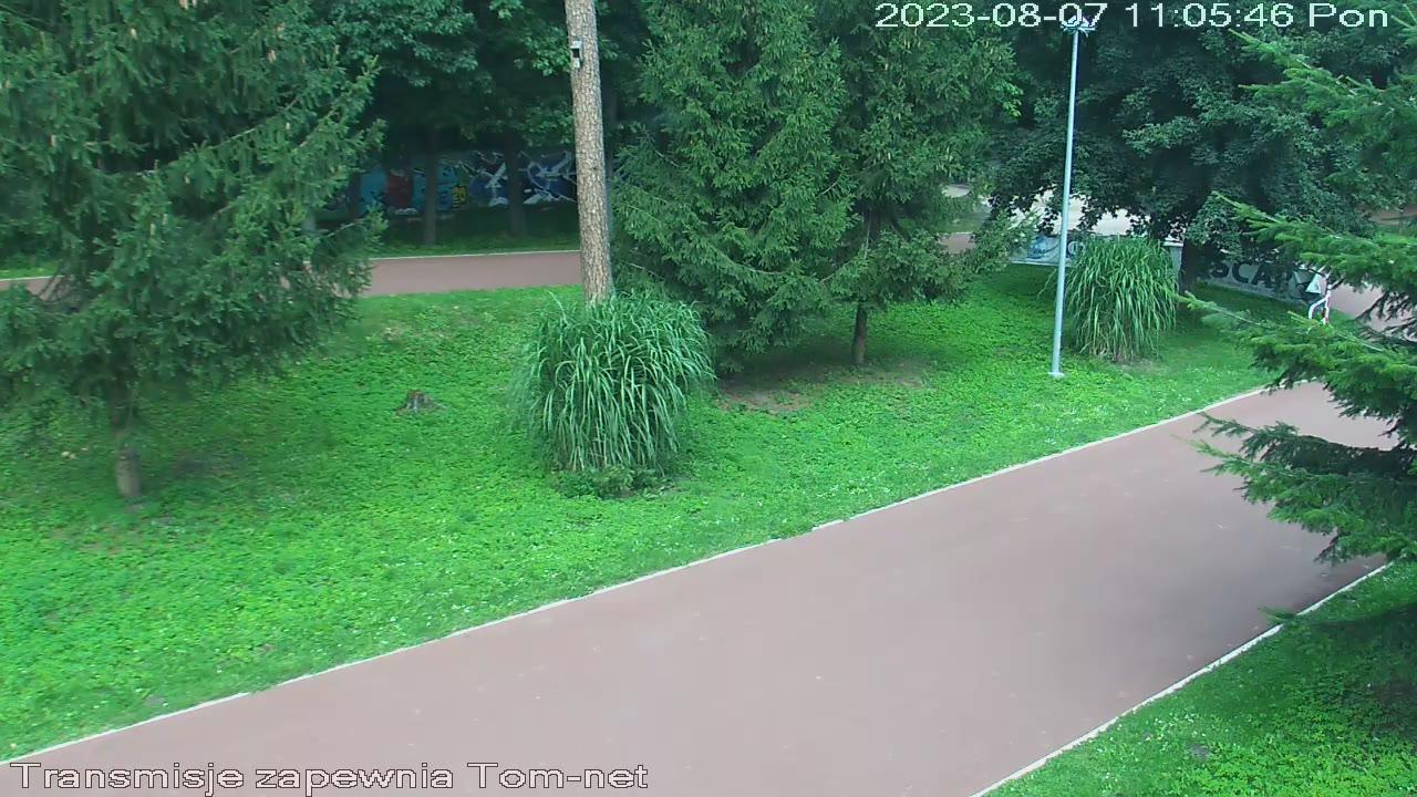 Webkamera Tomaszów › South: Rzeczpospolita − Trasy narciarst