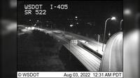 Bothell: I- at MP .: SR  Interchange NB - Recent
