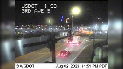 Gambar mini Webcam Seattle pada 8:17, Okt 25
