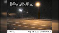 Federal Way: SR  at MP .: Weyerhaeuser Way - Actuales
