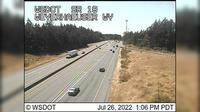 Federal Way: SR  at MP .: Weyerhaeuser Way - El día