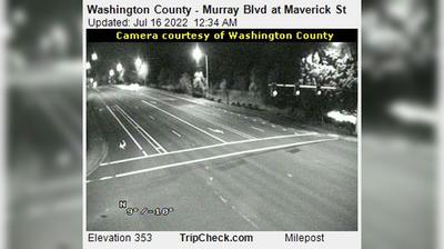 Thumbnail of Beaverton webcam at 6:05, Jul 27