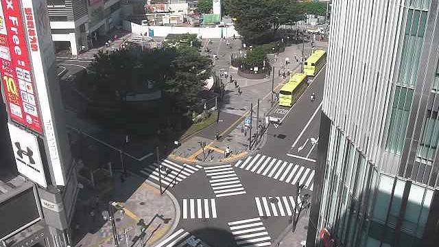 Webkamera 歌舞伎町: 新宿駅前