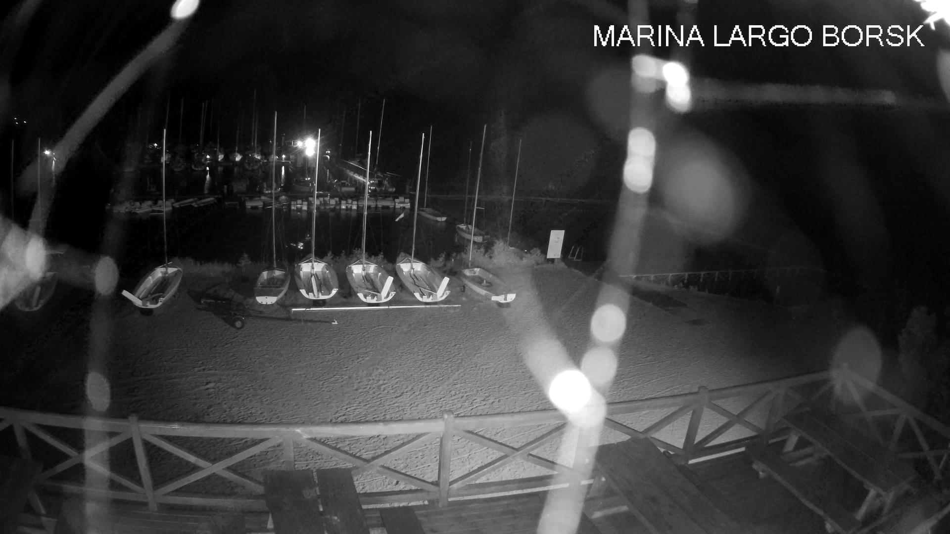 Webcam Borsk › North-East: Largo. Ośrodek wypoczynkowy −