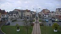 Cucq: Place Jean Sapin - Overdag
