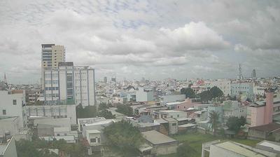 Vista de cámara web de luz diurna desde Can Tho › North East: 57 59A Cach Mang Thang Tam Str., Toyota Ninh Kieu − center