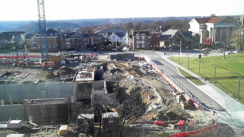 Webcam Cincinnati: University of