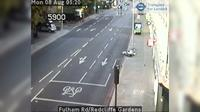 London: Fulham Rd/Redcliffe Gardens - Current
