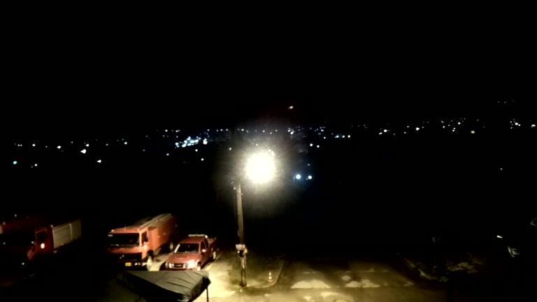 Webkamera Ψαχνά › North: Psachná − Central