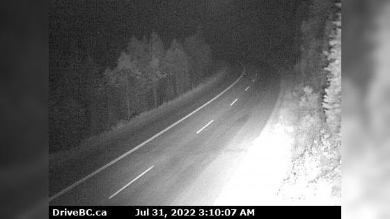 Webcam Avola › North: Hwy 5, about 20 km south of Blue Ri