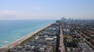 Vignette de Sunny Isles Beach webcam à 8:09, janv. 25