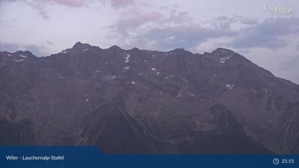 Wiler (Lötschen): Lauchernalp - Stafel