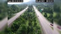 Shenandoah › East: Median at Taconic State Parkway - Day time