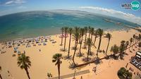 Santa Margarida: Roses beach - Hotel Montecarlo Roses - Dagtid