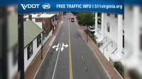 Fairfax: University Drive and Main Street Facing SB Traffic - Current