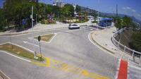 Florian�polis: Ponte Herc�lio Luz - Current