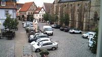 Gerolzhofen: Marktplatz - Dia