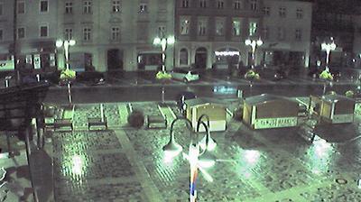 Current or last view from Judenburg: Judenburg Hauptplatz