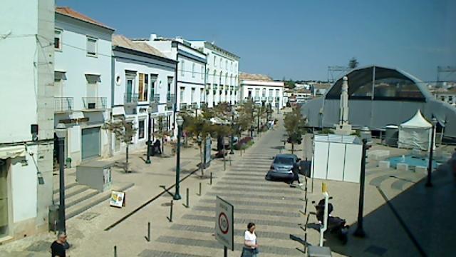 Webcam Tavira Municipality › North: Municipality › North: