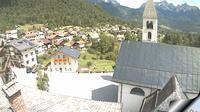 Voltago Agordino: Dolomiti - Overdag