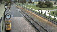 Blumberg: Bahnhof Sauschw�nzlebahn - El día