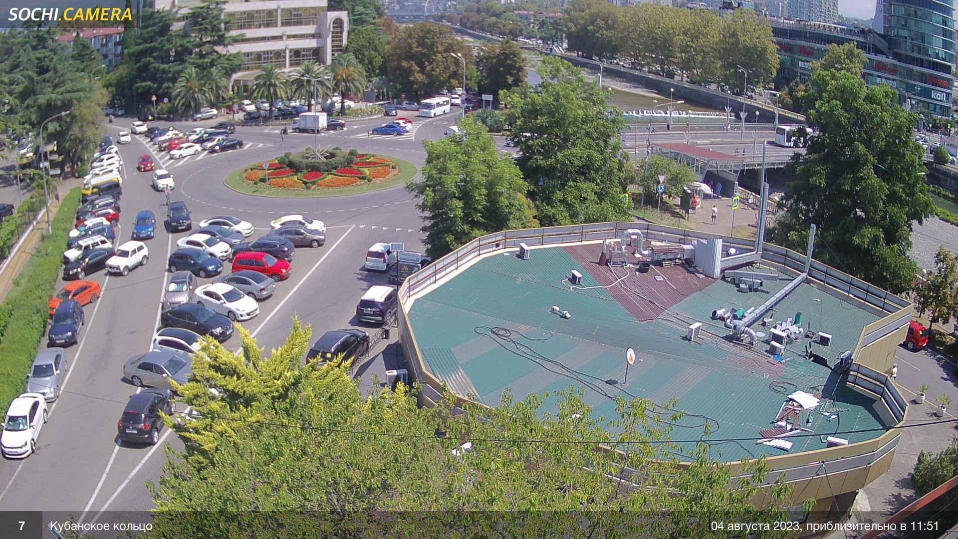 Webkamera Sochi: Кубанское кольцо г
