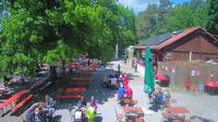 Horb am Neckar: Biergarten - Aussichtsplatte Rauschbart - Jour