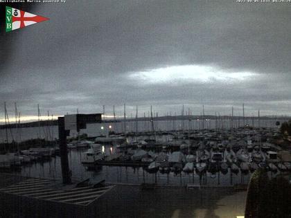 Bottighofen: Hafen
