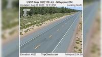 Klamath: US Near ORE Jct - Milepoint - Overdag