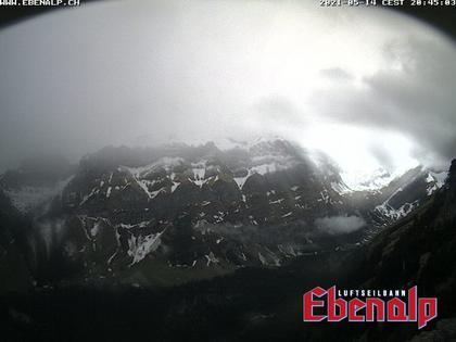 Schwende: Ebenalp Webcam Marwees