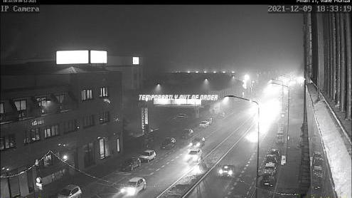 Webcam Milan › South: Viale Monza