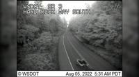 Poulsbo > South: SR  at MP .: Hard Rock Way Looking South - Actuelle