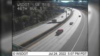 Burien: SR  at MP .: th Ave S - Actual