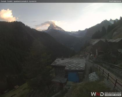 Ayas: Findeln - Matterhorn Zermatt