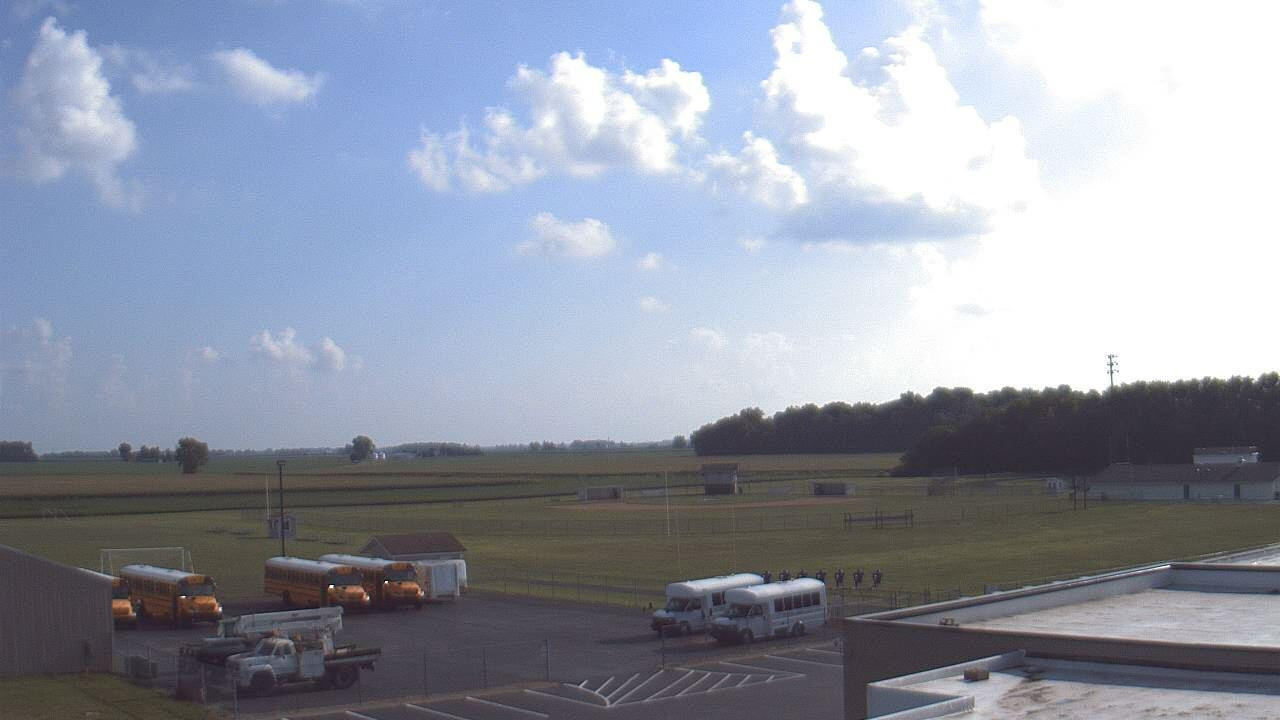 Webcam Sharpsville › South-West: Tri-central Northern com