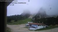 Cortina d'Ampezzo > West: Cortina d'Ampezzo - Tofana-Schuss - Day time