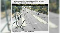 West Union: Washington Co - Brookwood Blvd at US - Recent