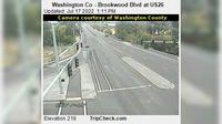 West Union: Washington Co - Brookwood Blvd at US - Overdag