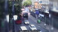 London: Camberwell Rd/Albany Rd - Overdag