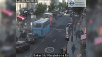 London: Baker St/ Marylebone Rd - Actuelle
