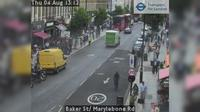 London: Baker St/ Marylebone Rd - Jour