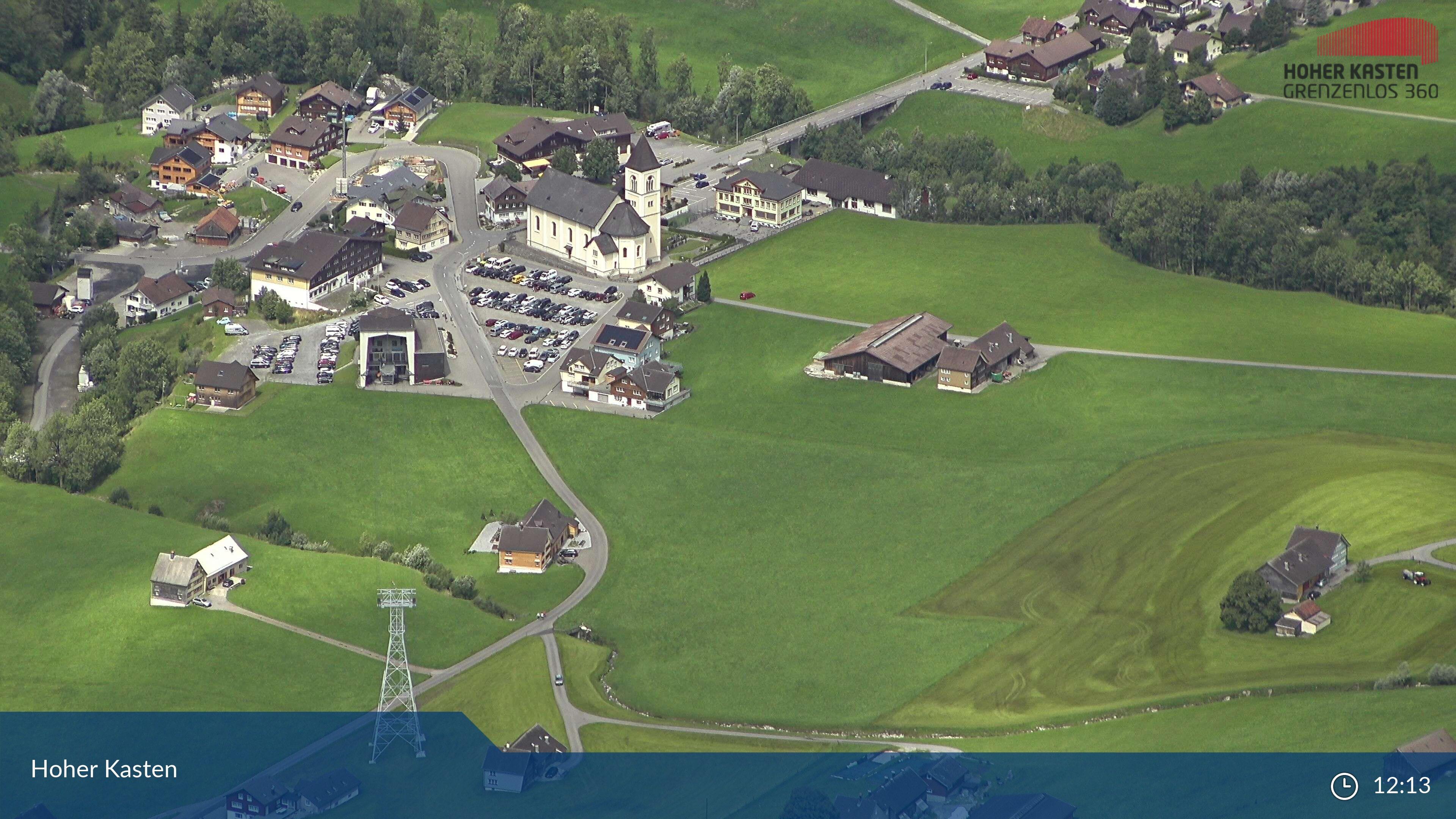 Brülisau: Hoher Kasten, Alpstein Zoom