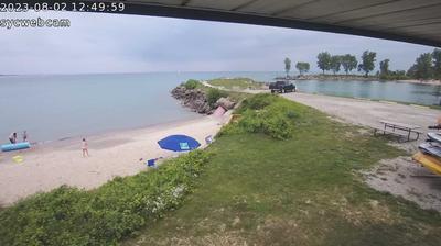 Vista de cámara web de luz diurna desde Sarnia