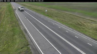 Tageslicht webcam ansicht von Sirenevka: Drogichin M10 484 km