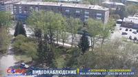 Petropavlovsk: Tsentral'naya Ploshchad' - Overdag