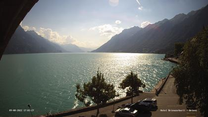 Brienzersee › Süd-West: Löwen - Hotel Brienzerburli - Brienz - Lake Brienz - Augstmatthorn