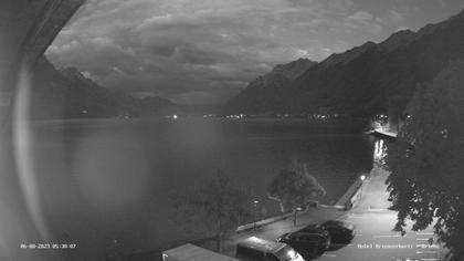 Brienzersee › Süd-West: Löwen - Hotel Brienzerburli - Brienz - Lake Brienz - Augstmatthorn