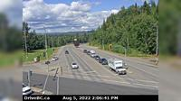 Prince George › North: , Hwy  at Hwy  in - looking eastbound on Hwy - Aktuell